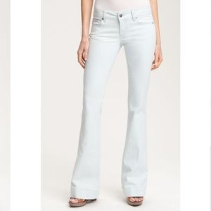 👖 PAIGE 'Jem' flare jeans